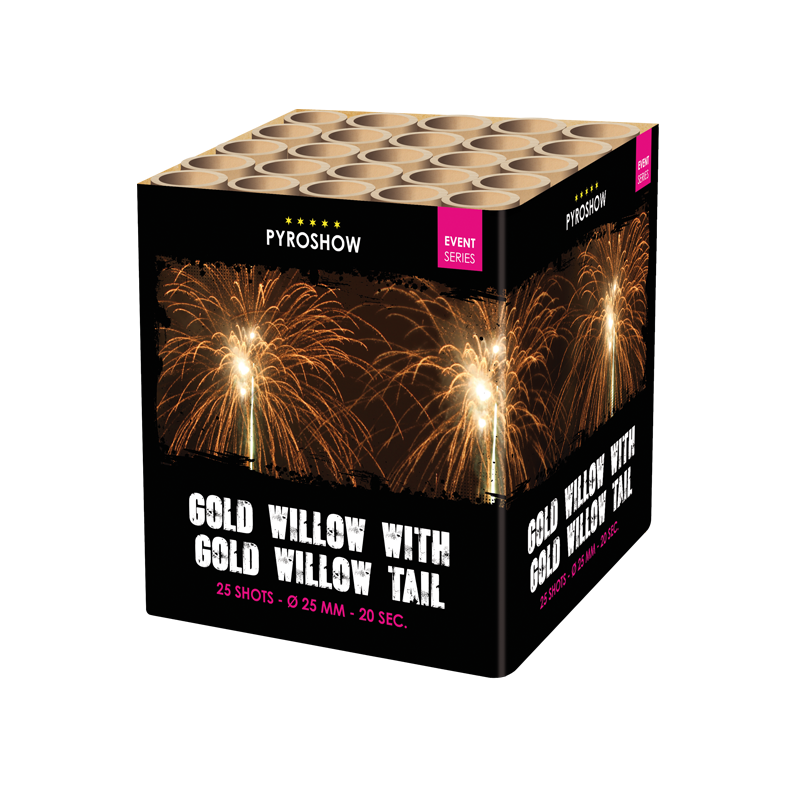 Gold Willow w Tail