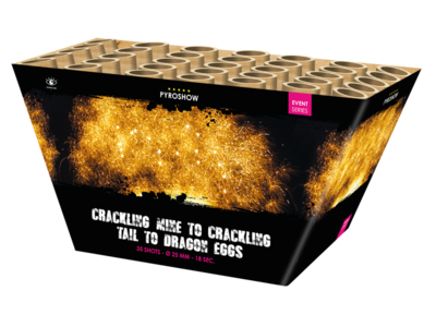 Fan Crackling mine to Dragon Eggs