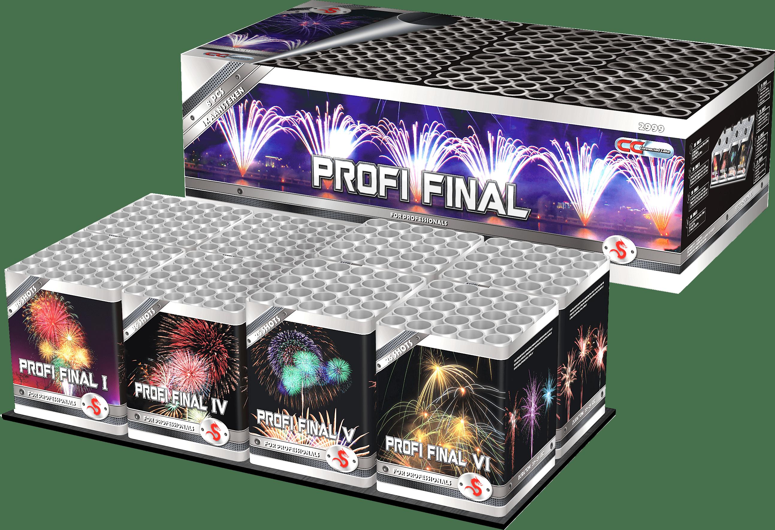 Profi Final (Double Compound)