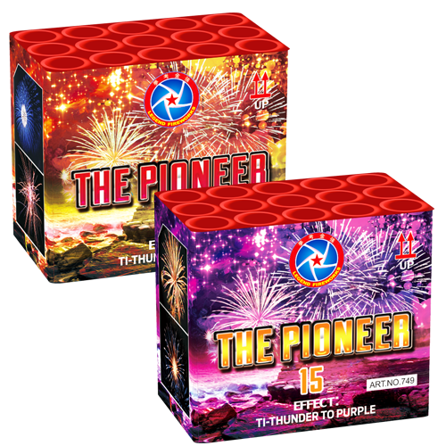 Heavy Legend The pioneer 15   1+1 gratis