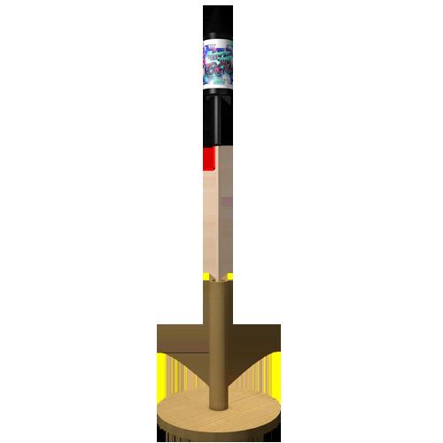 Lanceerbasis pijlen
