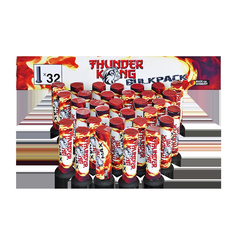Thunder kong bulpack, 32 st