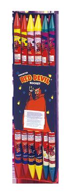 Devilish, 12 pijlen
