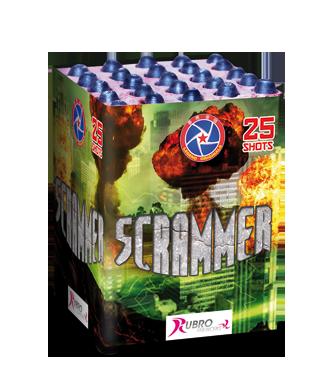 Scrammer, 1 stuks/ Tripling Skyflyer