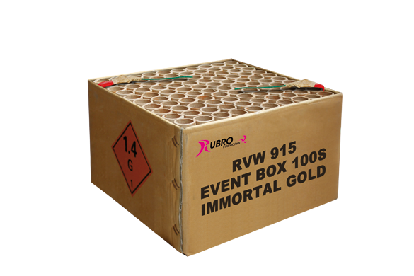 Event Box Immortal Gold 100's