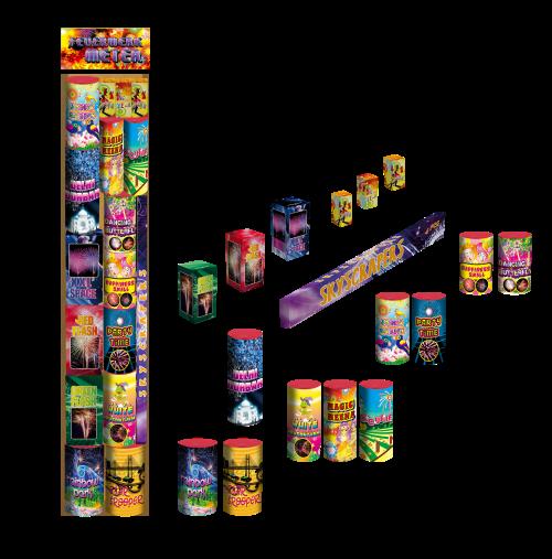 Meter Pakket Kindervuurwerk