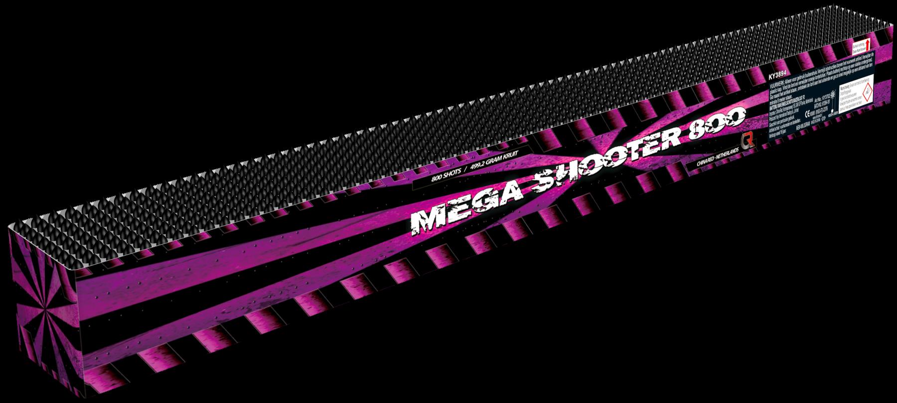 Mega Shooter 800