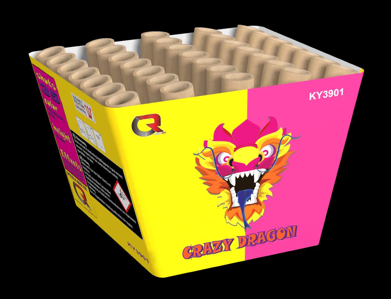 Crazy Dragon*