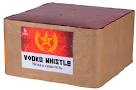Starshooters Vodka Whistle