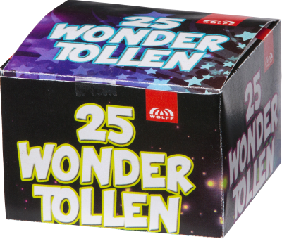 Wondertol/Grondbloem (25 stuks)*