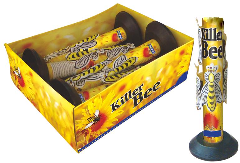 Killer Bee (4 stuks)