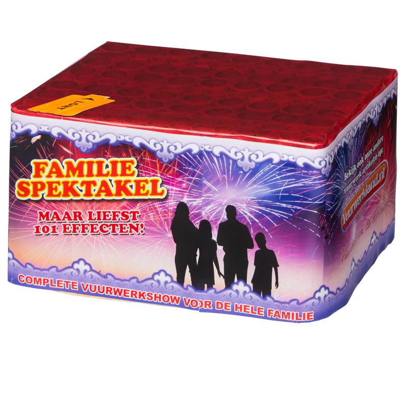 Familie Spektakel/Sensator