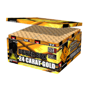 24 Carat Gold (4 in een box)