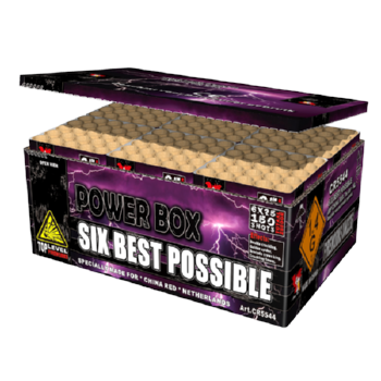 Six Best Possible (6 in een box)