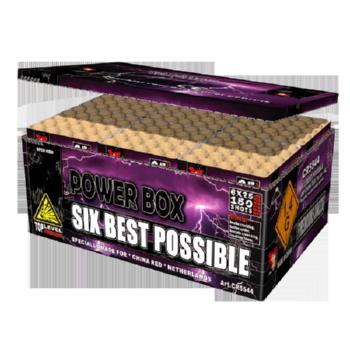Six Best Possible (6 in een box)