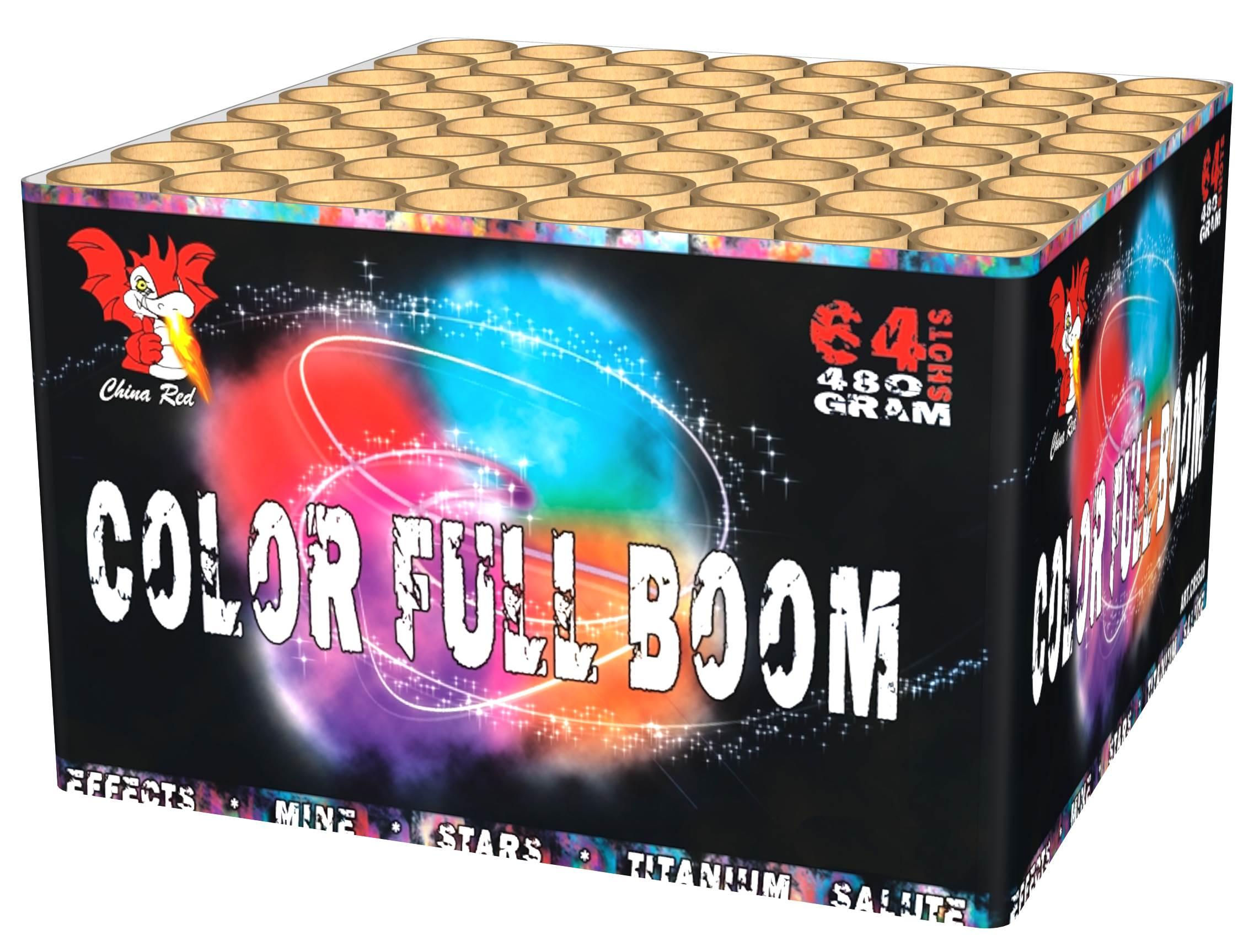 Color Full Boom