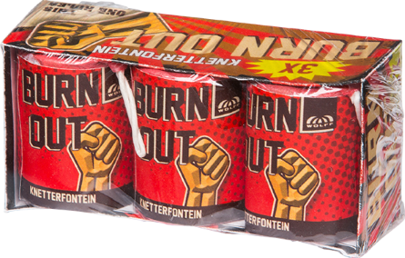 Burn Out (3 stuks)