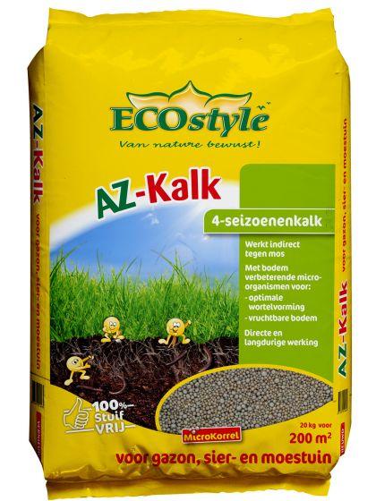 Ecostyle AZ - Kalk 20 kg