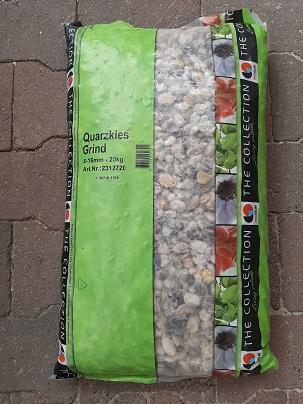 Grind fijn 8-16 mm 20 kg