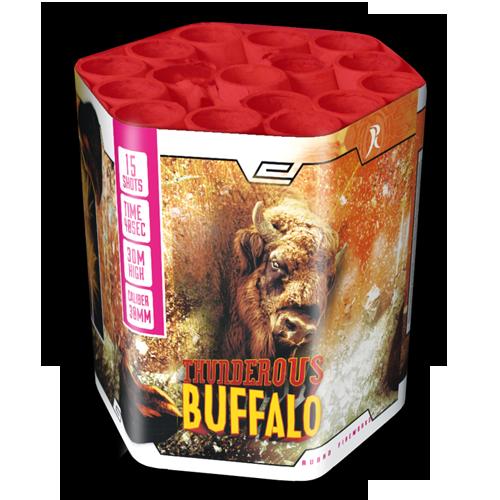 Thunderous Buffalo