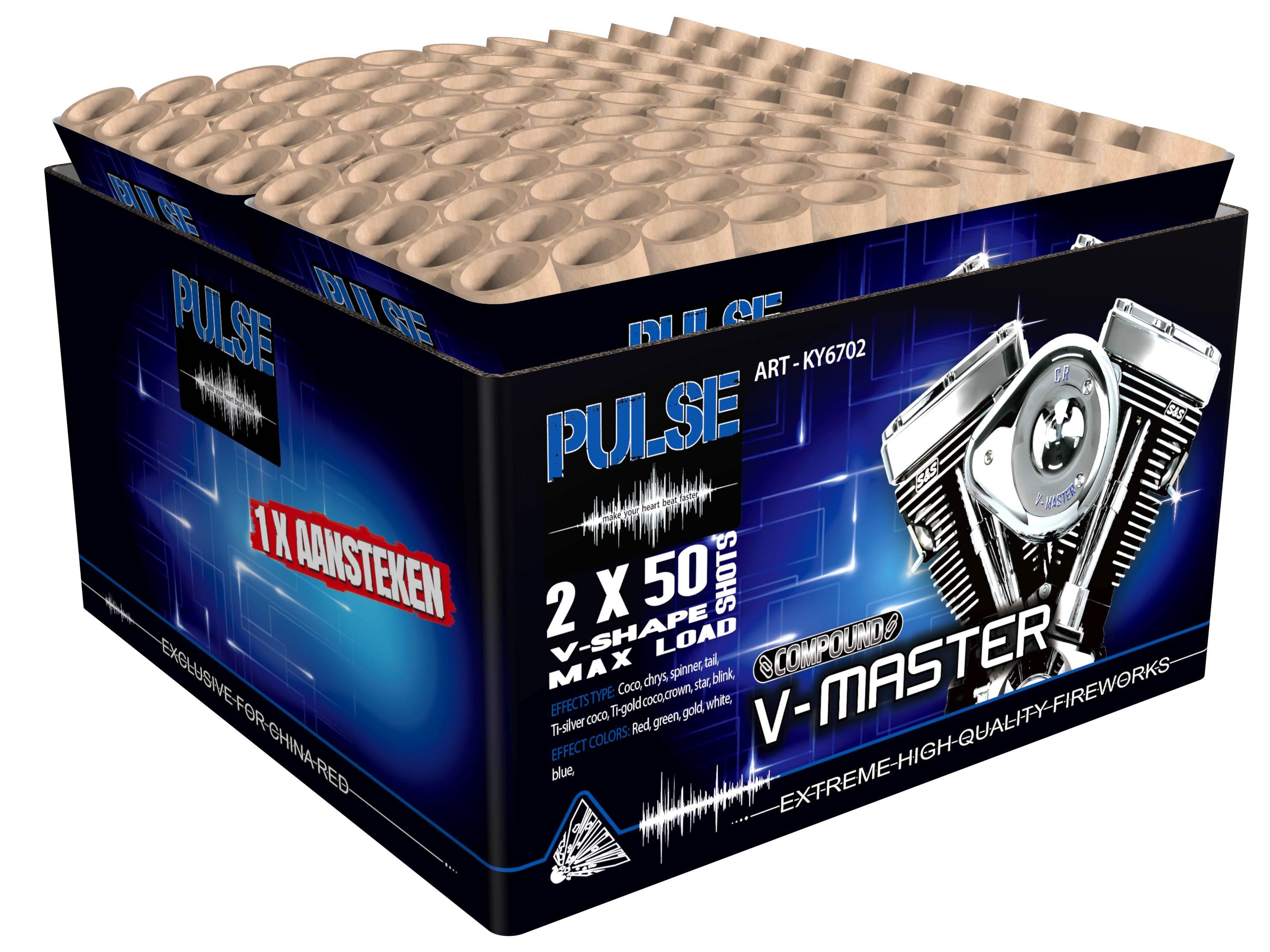 V-master V-Shape (Compound)