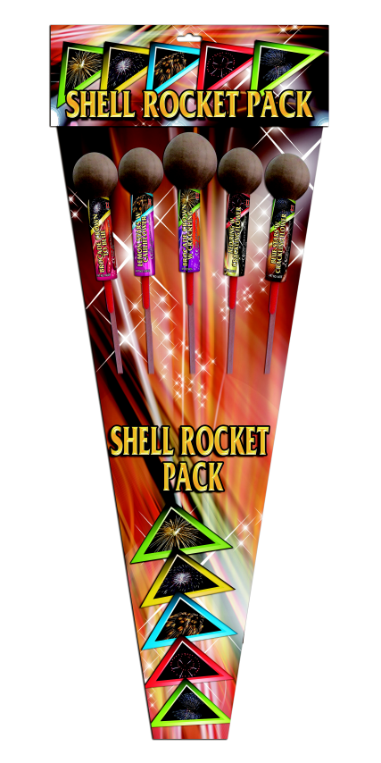 Shell Rocket Pack