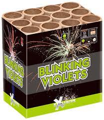 Blinking Violets