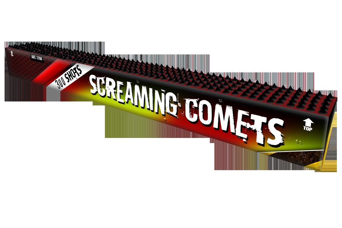 Comet Battery 300sh