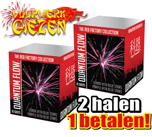 Quantum Flow  2 HALEN 1 BETALEN