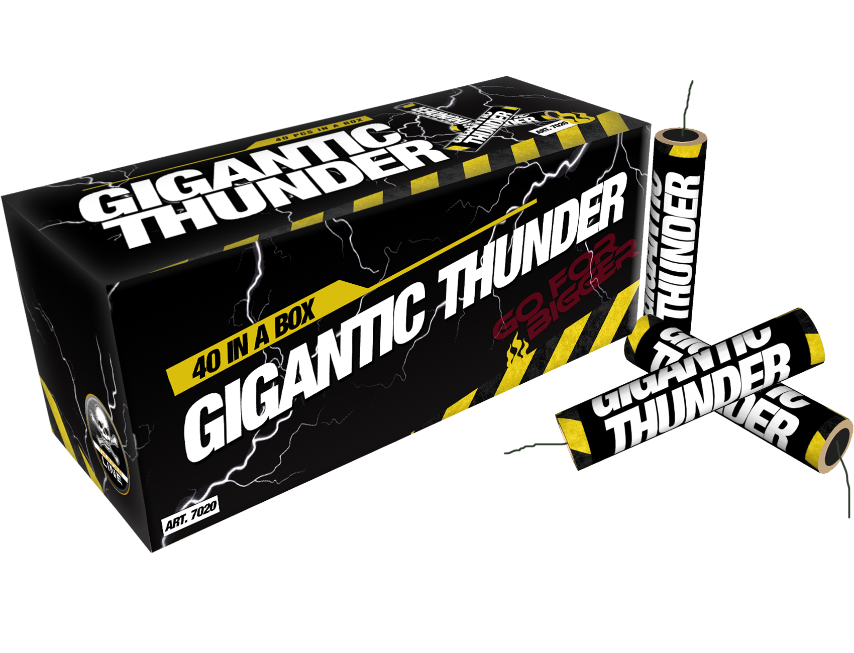 Gigantic Thunders