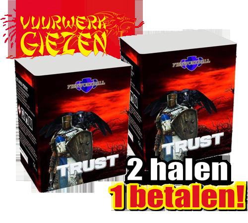 TRUST 20 SHOTS 2 HALEN 1 BETALEN