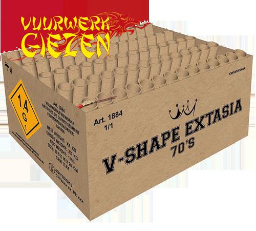 V-Shape Extasia *NIEUW 2019*