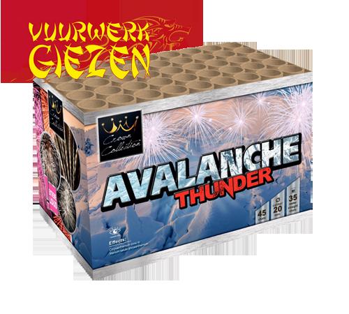 Avalanche Thunder *NIEUW 2019*