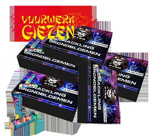 CRACKLING GRONDBLOEM 5 pakjes