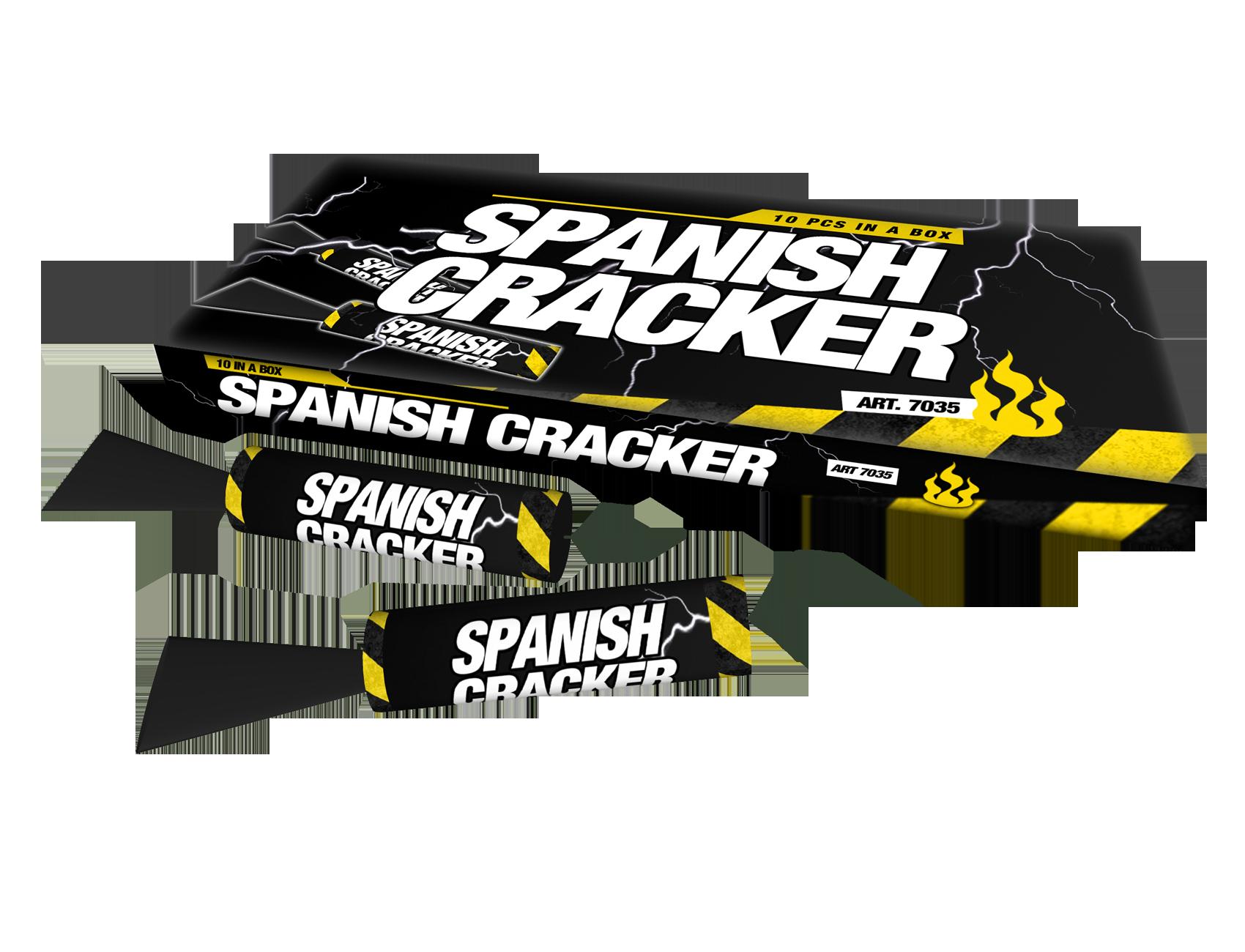 SPANISH CRACKERS 1 pakje