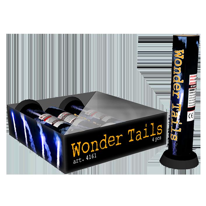 Wonder Tails 4st