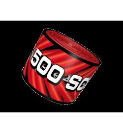 500 SHOTS KNALROL