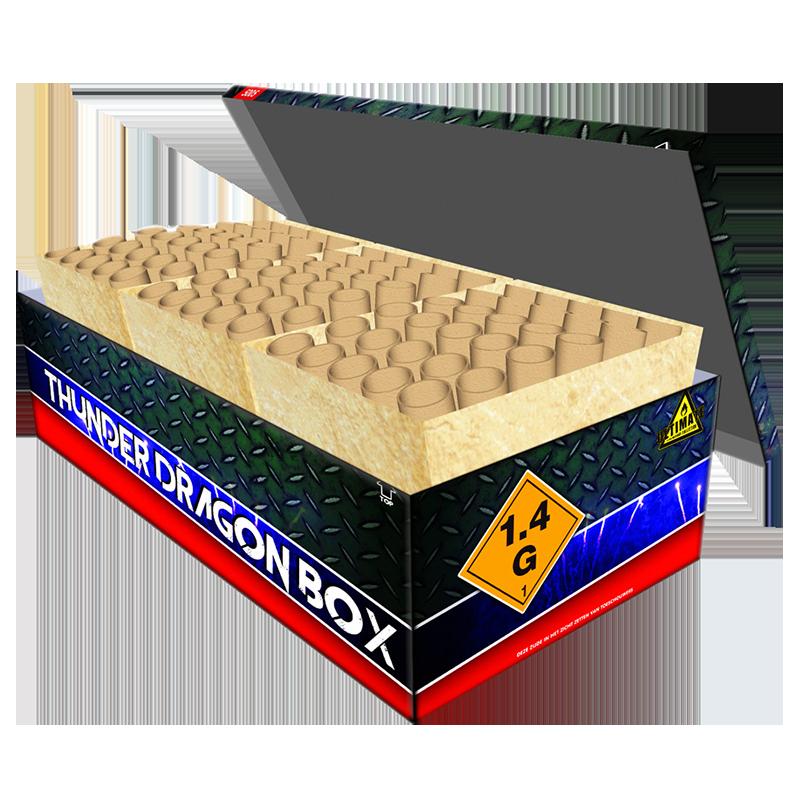 Thunder Dragon Cakebox