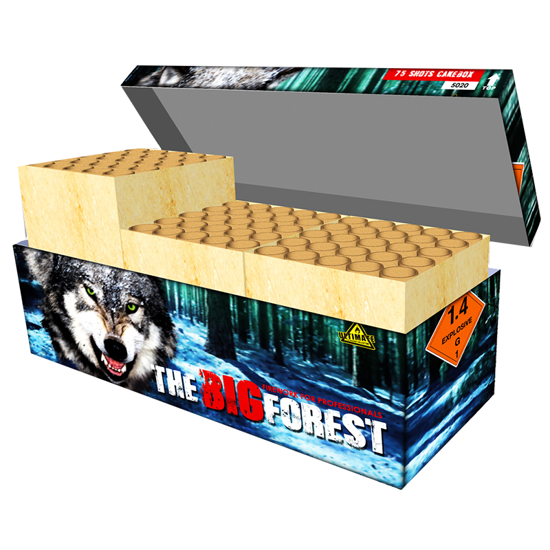 Big Forest Cakebox