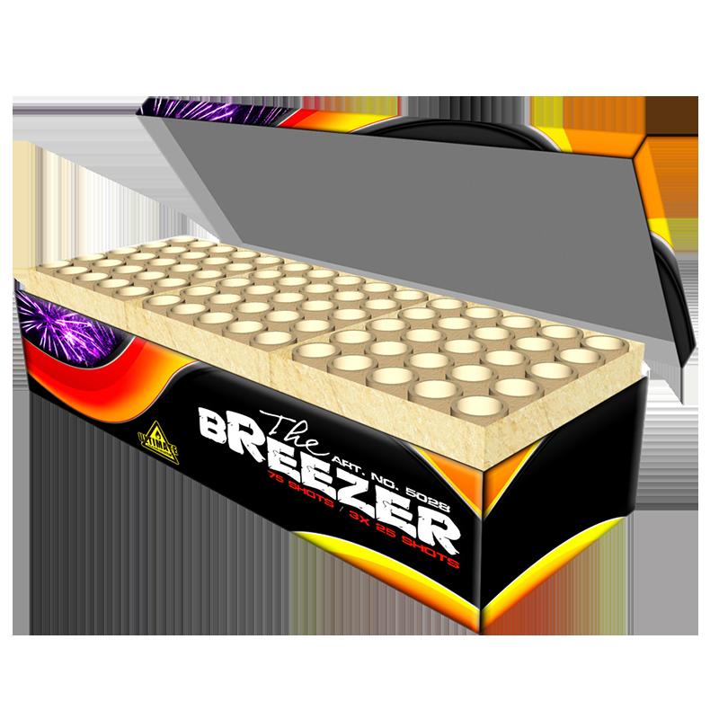 Breezer Box Cakebox