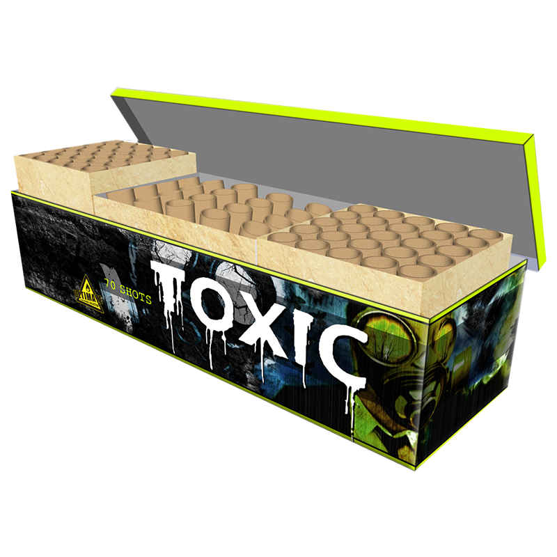 Toxic Cakebox