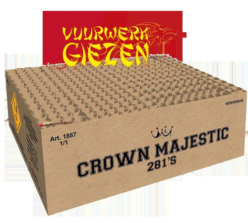 Crown Majestic *NIEUW 2019*