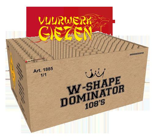 W-shape Dominator *NIEUW 2019*