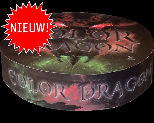 Color Dragon Hindoo Rol