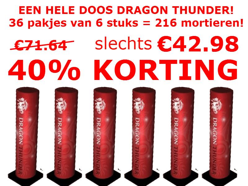 Dragon Thunder VOLLE DOOS