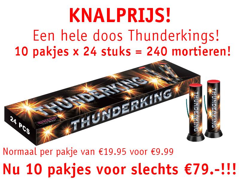 Thunderking (VOLLE DOOS)*