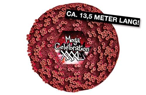 Mega Celebration XXXL Ratelband