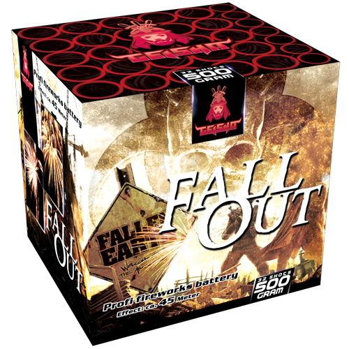 FALL OUT - 32 shots