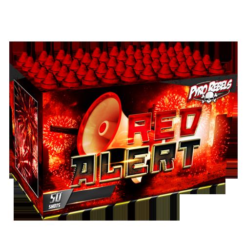 RED ALERT, 50% KORTING!