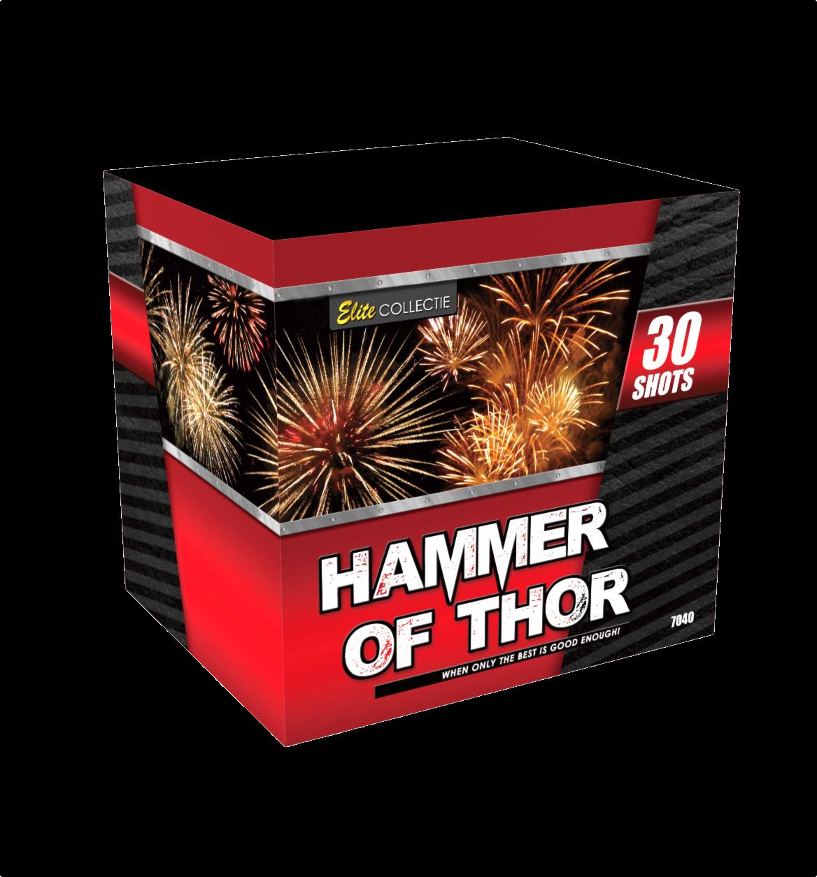ELITE HAMMER OF THOR